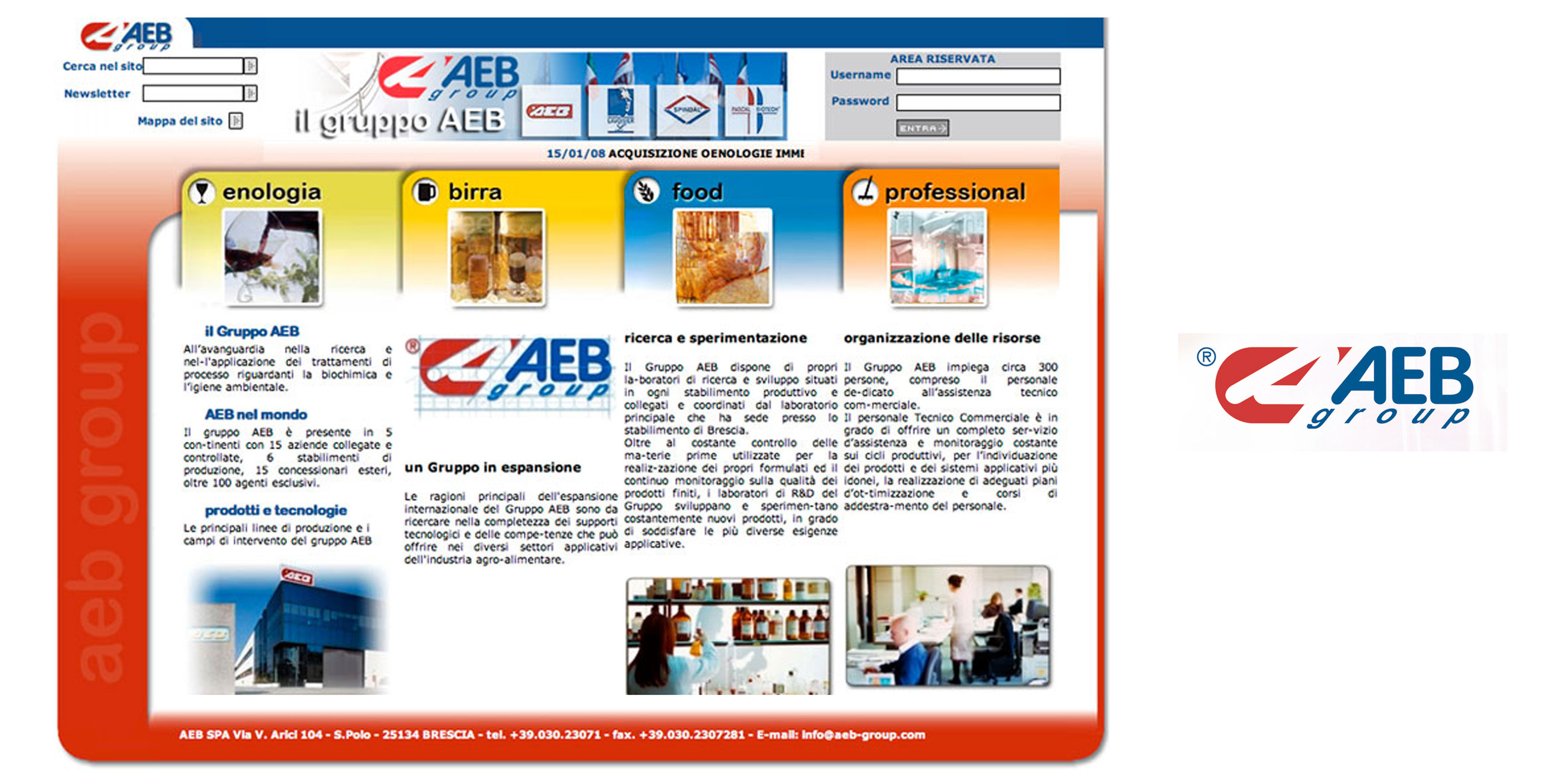 aeb-website