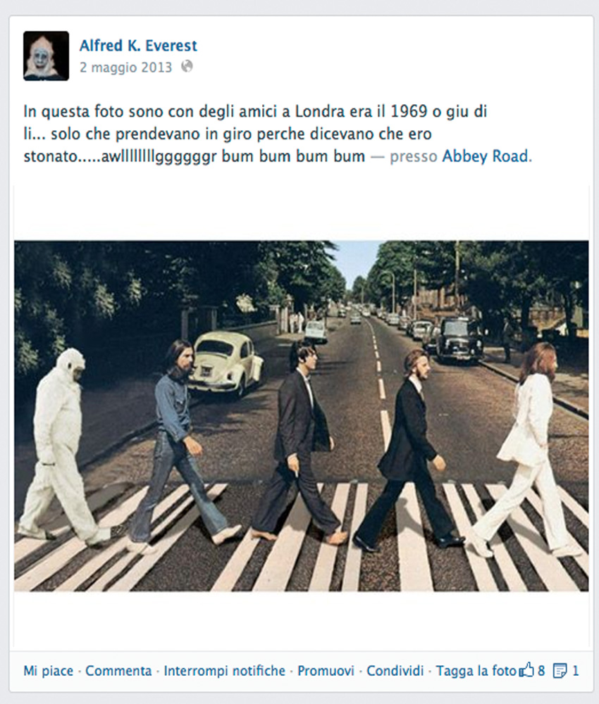 abbey road con yety