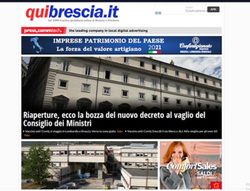 Cominelli.com & QuiBrescia.it