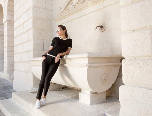 Moda Italiana in un video con Silvia Mori